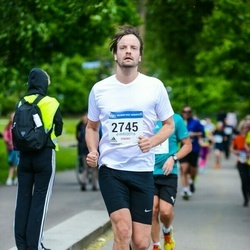 Helsinki Half Marathon - Johannes Helander (2745)