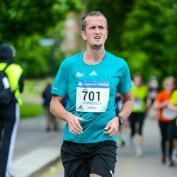 Helsinki Half Marathon - Jani Heinonen (701)