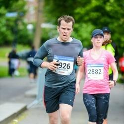 Helsinki Half Marathon - Mauri Mikola (2926)