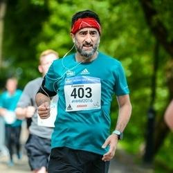 Helsinki Half Marathon - Francesco Balestrieri (403)