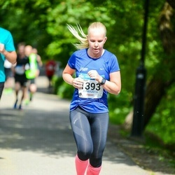 Helsinki Half Marathon - Janita Bergström (1393)