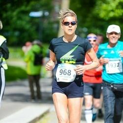 Helsinki Half Marathon - Kristiina Kahur (968)