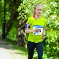 Helsinki Half Marathon - Eveliina Kantamaa (998)