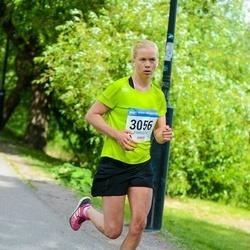 Helsinki Half Marathon - Karin Sallmén (3056)