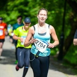 Helsinki Half Marathon - Julie Carlson (2704)