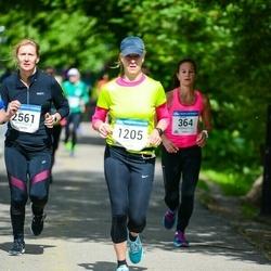 Helsinki Half Marathon - Martina Kronström (1205)