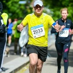 Helsinki Half Marathon - Luis Rodriguez (2033)