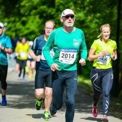 Helsinki Half Marathon - Simon Riesen (2014)