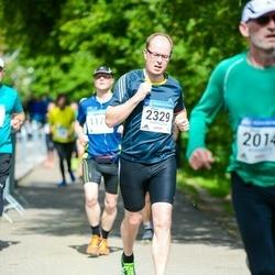 Helsinki Half Marathon - Mikael Svennas (2329)