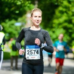 Helsinki Half Marathon - Johanna Virtaniemi (2574)