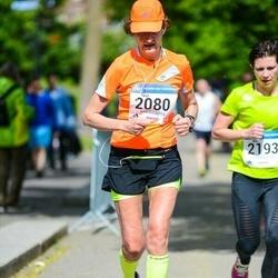 Helsinki Half Marathon - Tarja Ryhänen-Dahlman (2080)