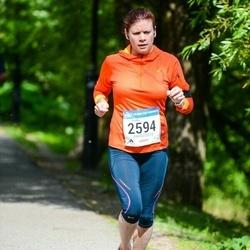 Helsinki Half Marathon - Linda Vuorijoki (2594)