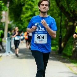 Helsinki Half Marathon - Jaakko Jakkila (904)