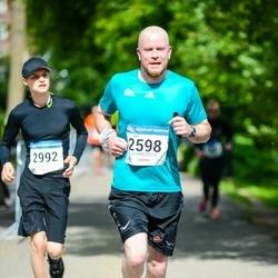 Helsinki Half Marathon - Jari Väinölä (2598)