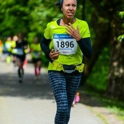 Helsinki Half Marathon - Noora Pitkänen (1896)
