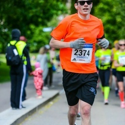Helsinki Half Marathon - Mikko Tappola (2374)