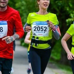 Helsinki Half Marathon - Kukka Rosti (2052)