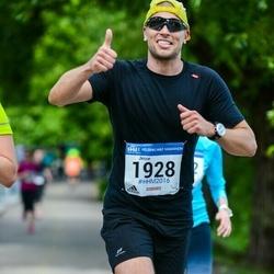 Helsinki Half Marathon - Jesse Puhakka (1928)
