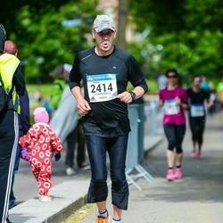 Helsinki Half Marathon - Mikko Toivonen (2414)