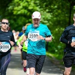 Helsinki Half Marathon - Jouni Väisälä (2599)