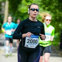 Helsinki Half Marathon - Marketa Rehor (2000)