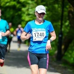 Helsinki Half Marathon - Seija Nyström (1740)