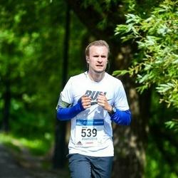 Helsinki Half Marathon - Jesse Enqvist (539)
