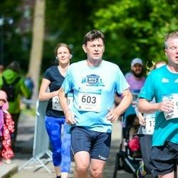 Helsinki Half Marathon - Laurent Gleveau (603)