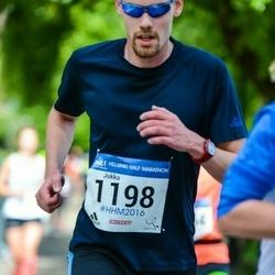 Helsinki Half Marathon - Jukka Kovanen (1198)