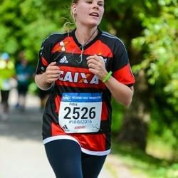 Helsinki Half Marathon - Petra Vauhkonen (2526)