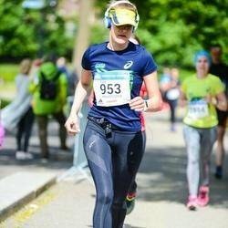 Helsinki Half Marathon - Salla Järvinen (953)