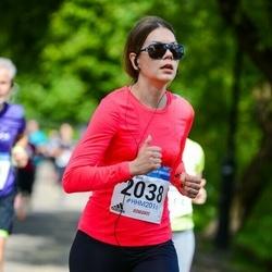 Helsinki Half Marathon - Päivi Roivainen (2038)