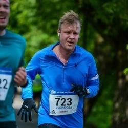 Helsinki Half Marathon - Heikki Hemmi (723)
