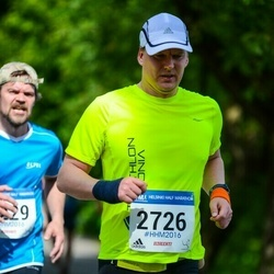 Helsinki Half Marathon - Toomas Greenbaum (2726)