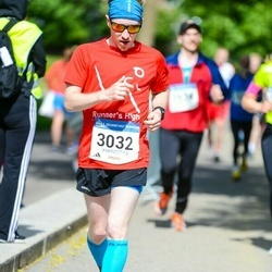 Helsinki Half Marathon - Arto Matilainen (3032)