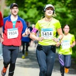 Helsinki Half Marathon - Katri Leskinen (1414)