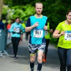 Helsinki Half Marathon - Antti Ijäs (861)