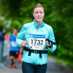 Helsinki Half Marathon - Jeanette Nylund (1732)