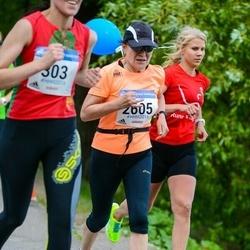 Helsinki Half Marathon - Riitta Välke (2605)