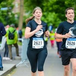 Helsinki Half Marathon - Stefanie Weide (2627)
