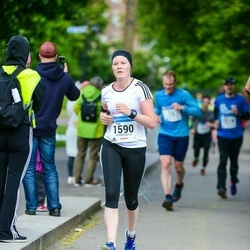 Helsinki Half Marathon - Sonja Mikkola (1590)
