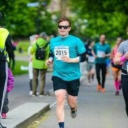 Helsinki Half Marathon - Antti Riihimäki (2015)