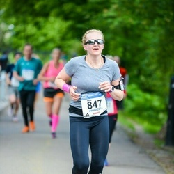 Helsinki Half Marathon - Nina Hänninen (847)