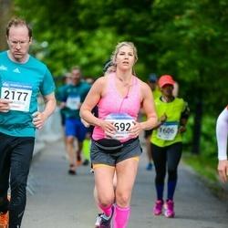 Helsinki Half Marathon - Vera Backström (2692)