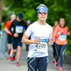 Helsinki Half Marathon - Aija Saha (2105)