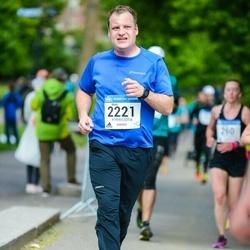 Helsinki Half Marathon - Matti Sinisalo (2221)