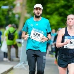 Helsinki Half Marathon - Fabio De Stefano (488)