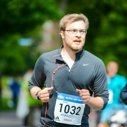 Helsinki Half Marathon - Emil Katajainen (1032)