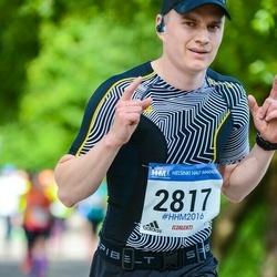 Helsinki Half Marathon - Olli Kaure (2817)