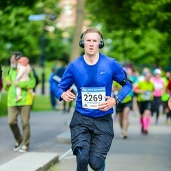 Helsinki Half Marathon - Juho Soukka (2269)